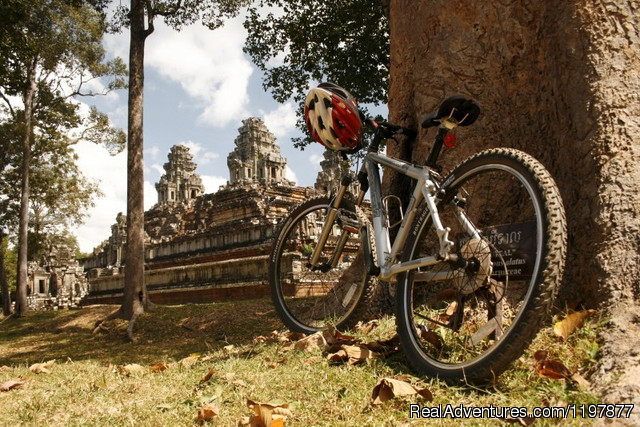 Cycling tours to explore Angkor Wat, Cambodia (#7 of 11) - Cycling to explore Angkor Temples, Cambodia 7 days