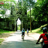 Cycling tours to explore Angkor Wat, Cambodia