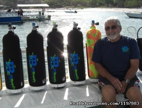 Bill Beard, The pioneer of Costa Rica scuba diving going div (#5 of 26) - Scuba Diving In Costa Rica With Bill Beard
