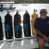 Bill Beard, The pioneer of Costa Rica scuba diving going div