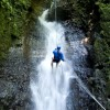 Canoyning & Waterfall Rappelling in Costa Rica