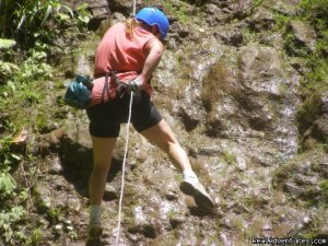 Bill Beard's Canyoning & Waterfall Rappelling La Fortuna, Costa Rica Articles