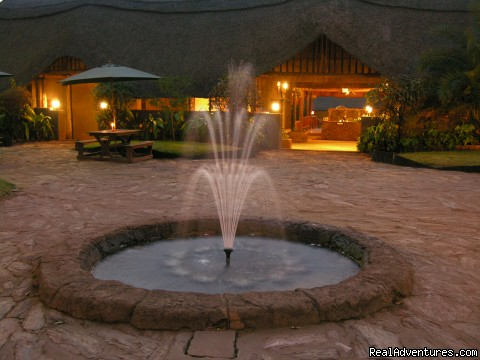 Street View of the Lodge - Ngolide Lodge & Livingstone / Victoria Falls