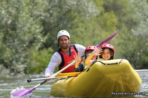Adventure Croatia Week - Rafting at Cetina River: Adventure Croatia Week