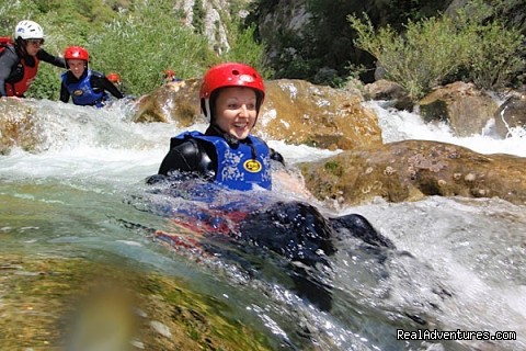 Adventure Croatia Week - Canyoning at Cetina River - Adventure Croatia Week
