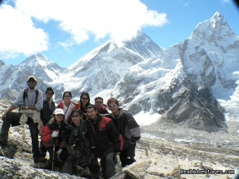 Everest Base Camp Trek: