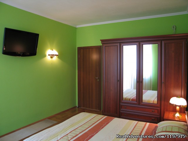 Bedroom - Hotel Apartment Mladost in Sofia
