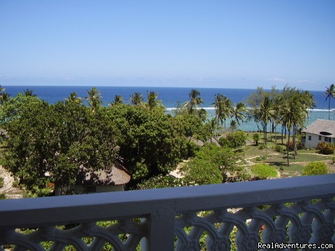View from the room (#4 of 7) - New Hotel Suites at  Capricho Beach -Mombasa Kenya