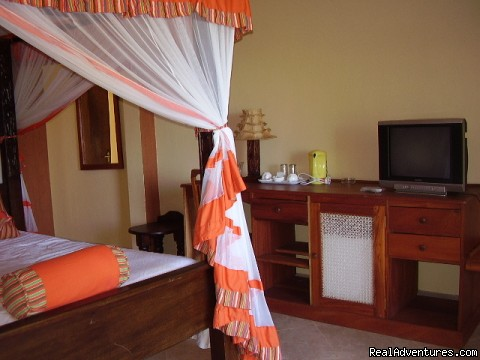 Another Bedroom - New Hotel Suites at  Capricho Beach -Mombasa Kenya