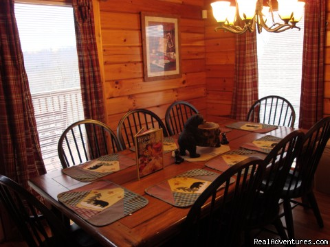 Dining Room Seats Up To 10 (#4 of 16) - Got It Al U'All - WIFI,Yr Rd Pool,Hotub,Jacuzzi,