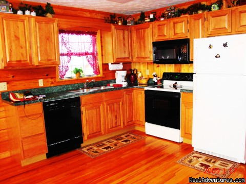 Fully Equipped Kitchen (#6 of 16) - Got It Al U'All - WIFI,Yr Rd Pool,Hotub,Jacuzzi,