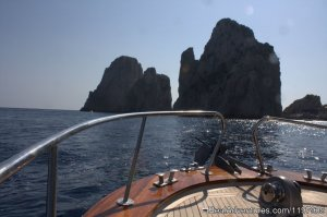 Capri  Boat Excursions Sorrento, Italy Sailing & Yacht Charters