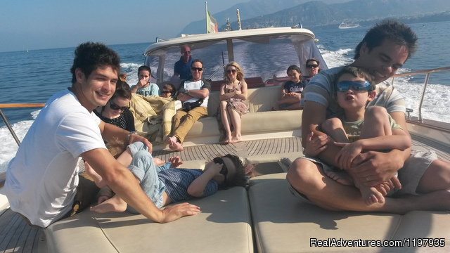 Capri  Boat Excursions