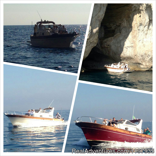 Amalfi Coast Boat Excursion (#4 of 8) - Capri & Amalfi Coast Boat Excursions