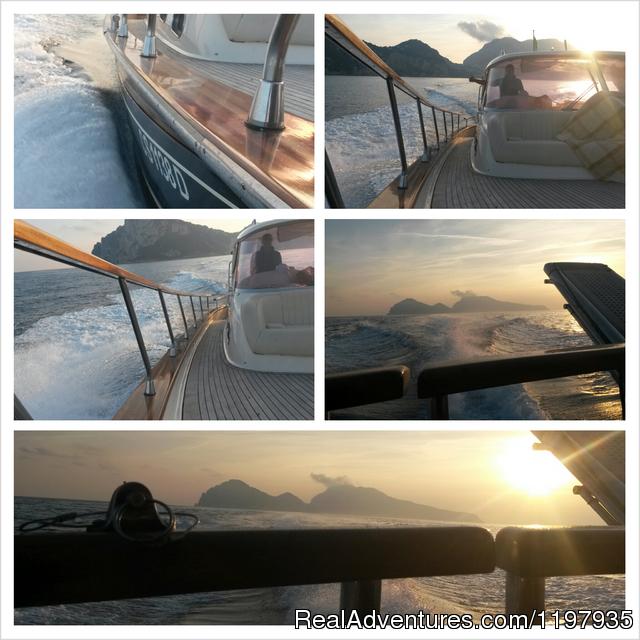 Amalfi Coast Boat Charter (#2 of 8) - Capri & Amalfi Coast Boat Excursions