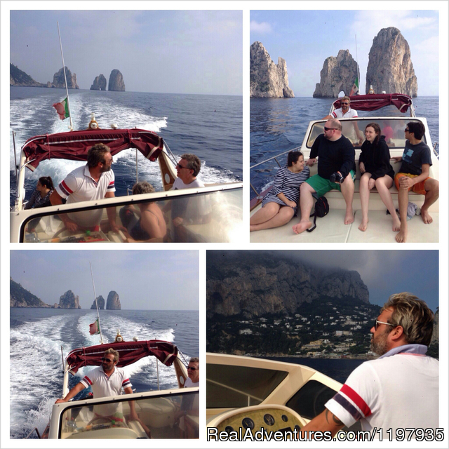 Capri Boat Excursions - Capri  Boat Excursions