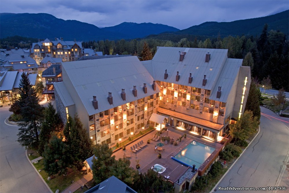 Fireplaces & Hot Tubs, Your Mountainside Hideaway Whistler, British Columbia  Hotels & Resorts
