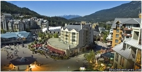 Whistler Village - Fireplaces & Hot Tubs, Your Mountainside Hideaway