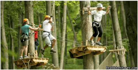 Ontario Adventure Travel - Resort for All Seasons, Horseshoe Valley (Canada)