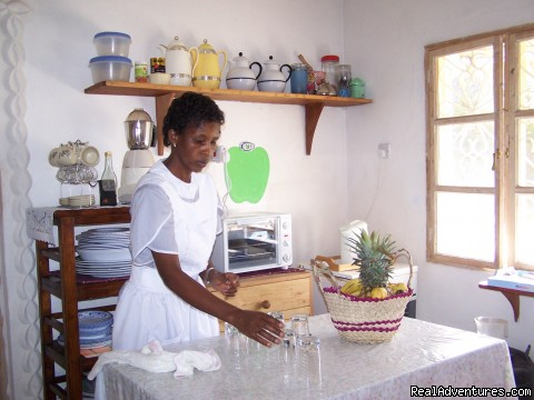 Kitchen - Kenya Charming Villas