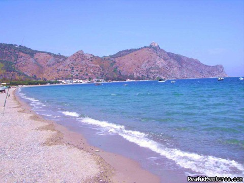 - Vacation rentals in  ITALY-SICILY-TINDARI SEA