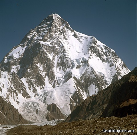 K.2 (8611M) - Shipton Treks & Expedition Pakistan