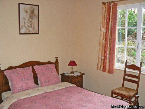 Bed Room - Flemish Room | Image #4/25 | Romantic Lodge in Drongengoed Naturpark / Bruges