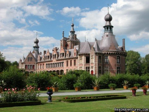 Ooidonk | Image #20/25 | Romantic Lodge in Drongengoed Naturpark / Bruges