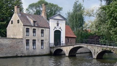 Bruges - Romantic Lodge in Drongengoed Naturpark / Bruges