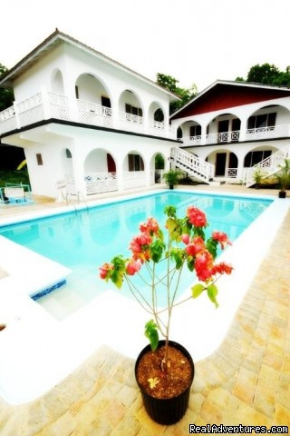 Cottage 4 an5 Room Block/Pool - Khus Khus Negril