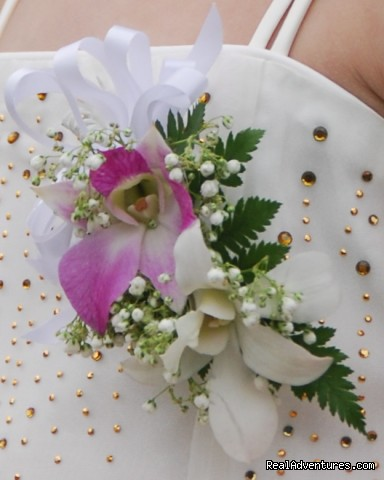 AlohaEverAfter: Corsage
