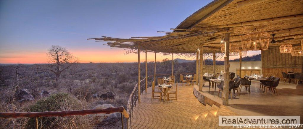 Luxury Tented Camp In Ruaha Np | Image #8/20 | Uhuru Travel & Tours Ltd