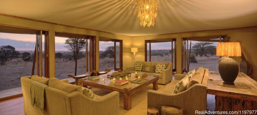 Luxury Tented Camp In Serengeti Np | Image #12/20 | Uhuru Travel & Tours Ltd