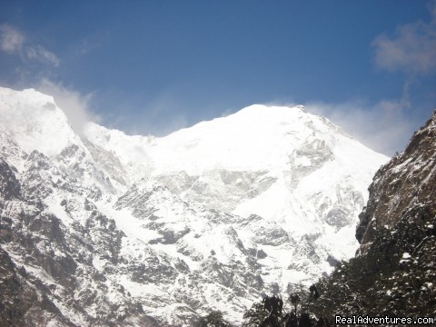Nepal Trekking and Mountaineering: