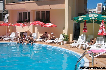 Romantic Holiday At Hotel Italia in Nessebar