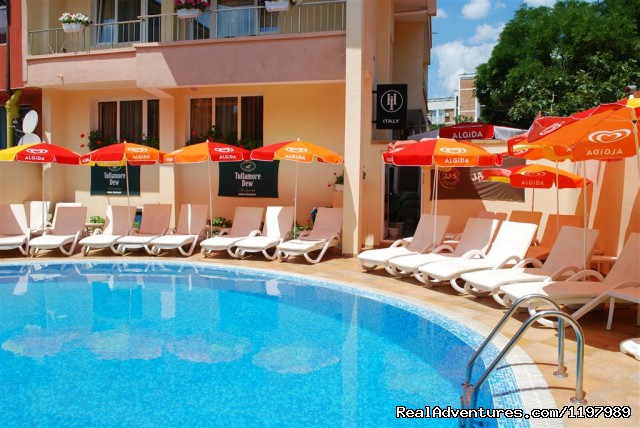 Hotel Italia Nessebar: