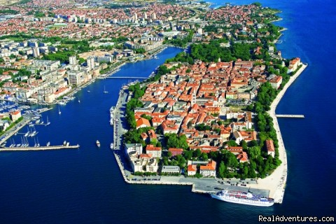 Sightseeing Tour  Zadar, Croatia