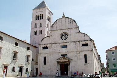 St. Mary curch (#2 of 4) - Sightseeing Tour  Zadar, Croatia