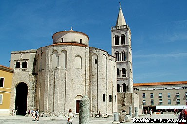 St. Donat church (#3 of 4) - Sightseeing Tour  Zadar, Croatia