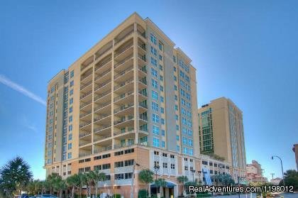 Mar Vista Grande 501 is a luxurious ocean view condo rental  located in the Ocean Drive Section of North Myrtle Beach, South Carolina.