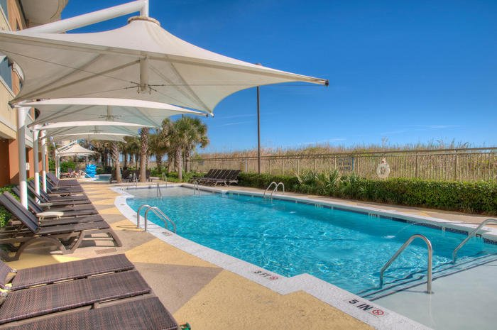 Oceanfront Pool | Image #14/25 | Mar Vista Grande 501 - Luxurious Oceanfront Condo