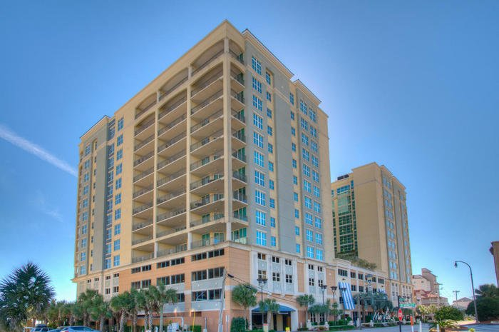 Exterior From Street | Image #23/25 | Mar Vista Grande 501 - Luxurious Oceanfront Condo
