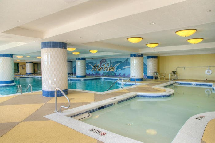 Indoor Pool | Image #20/25 | Mar Vista Grande 501 - Luxurious Oceanfront Condo