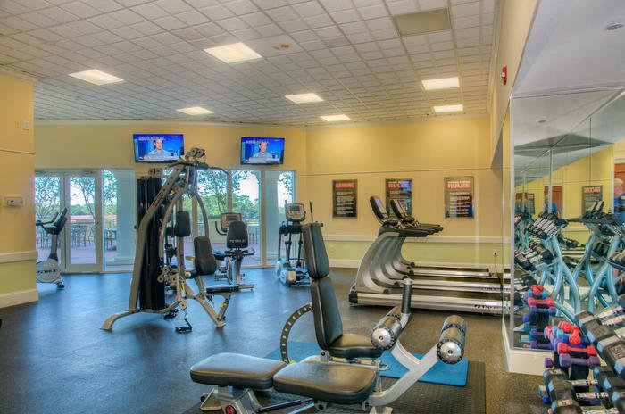 Fitness Center | Image #25/25 | Mar Vista Grande 501 - Luxurious Oceanfront Condo