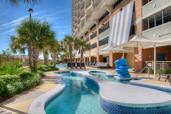 Lazy River | Image #15/25 | Mar Vista Grande 501 - Luxurious Oceanfront Condo