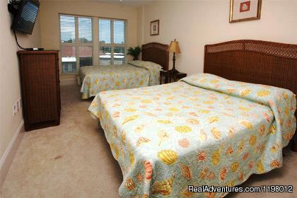Furnished Side View Balcony - Mar Vista Grande 801 - Best Rate Guaranteed