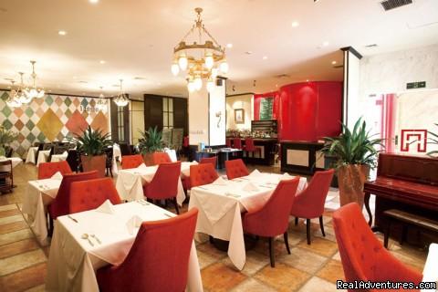 restaurent (#2 of 13) - Beijing Gongti A.Hotel
