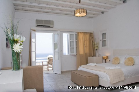 Superior Double Room 2 - Romantic Luxury Getaway in Mykonos