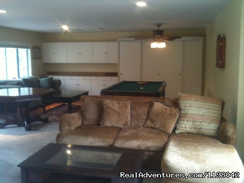 Game Room off Pool (#8 of 16) - Ocean Vacation Rental: Stunning Estate with Pool