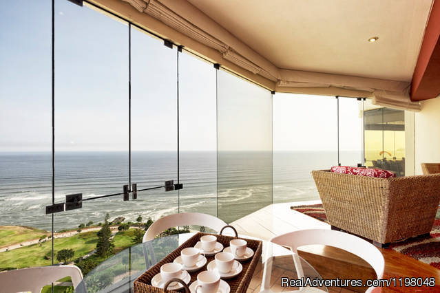 condo I (#1 of 13) - Miraflores Peru Ocean View Apartment - Oceanfront